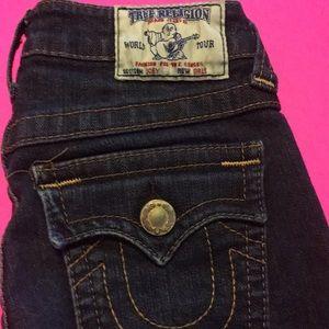 New true religion girls Joey jeans 12